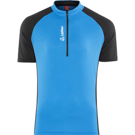 Löffler Rocky Bike Jersey Half-Zip Men, brillant